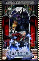 Castlevania Harmony of Dissonance Poster by whittingtonrhett