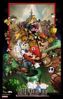 Super Mario RPG Legend of the Seven Stars Poster by whittingtonrhett