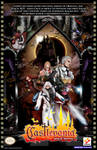 Aria of Sorrow Final Poster