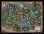 Link's awakening Map Color by whittingtonrhett