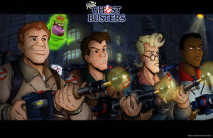Ghostbusters poster final