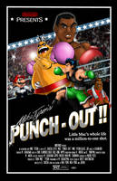 Punch Out Movie Poster