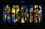 Robin Poster by whittingtonrhett