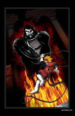 New Simon's Quest Poster