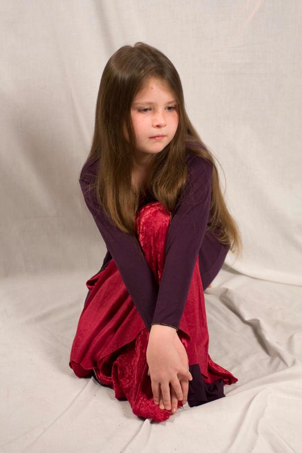 Midievel Child IV by JimbosbabyStock