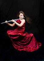 Flute 3 by JimbosbabyStock