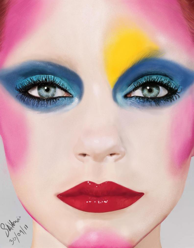Fashion Makeup: Fashion Make Up