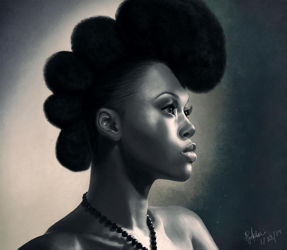 Ebony by Cece4809