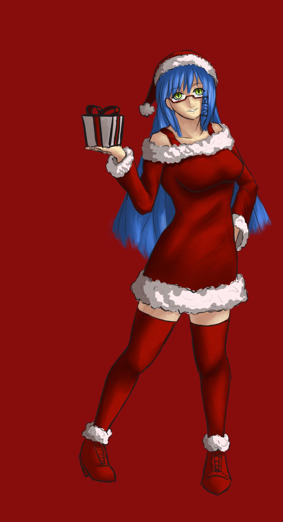 Merry Christmas. by dudeunderscore