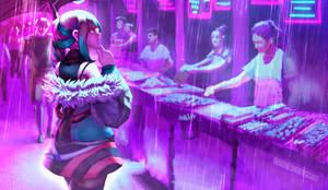 328-Val Cyberpunk