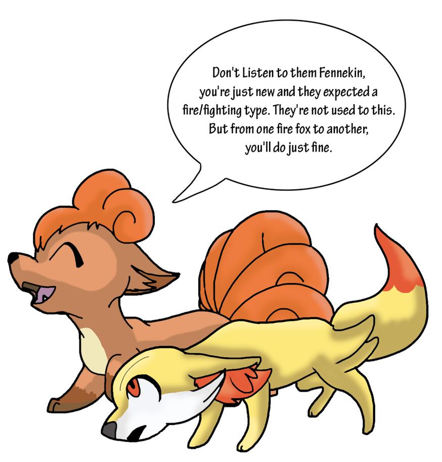 Fennekin Evolve Related Keywords & Suggestions - Fennekin Evolve Long ...