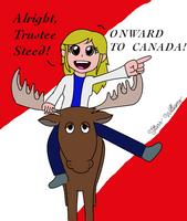 Onward To Canada