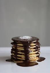 pancakes' cake