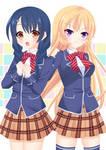 Megumi x Erina