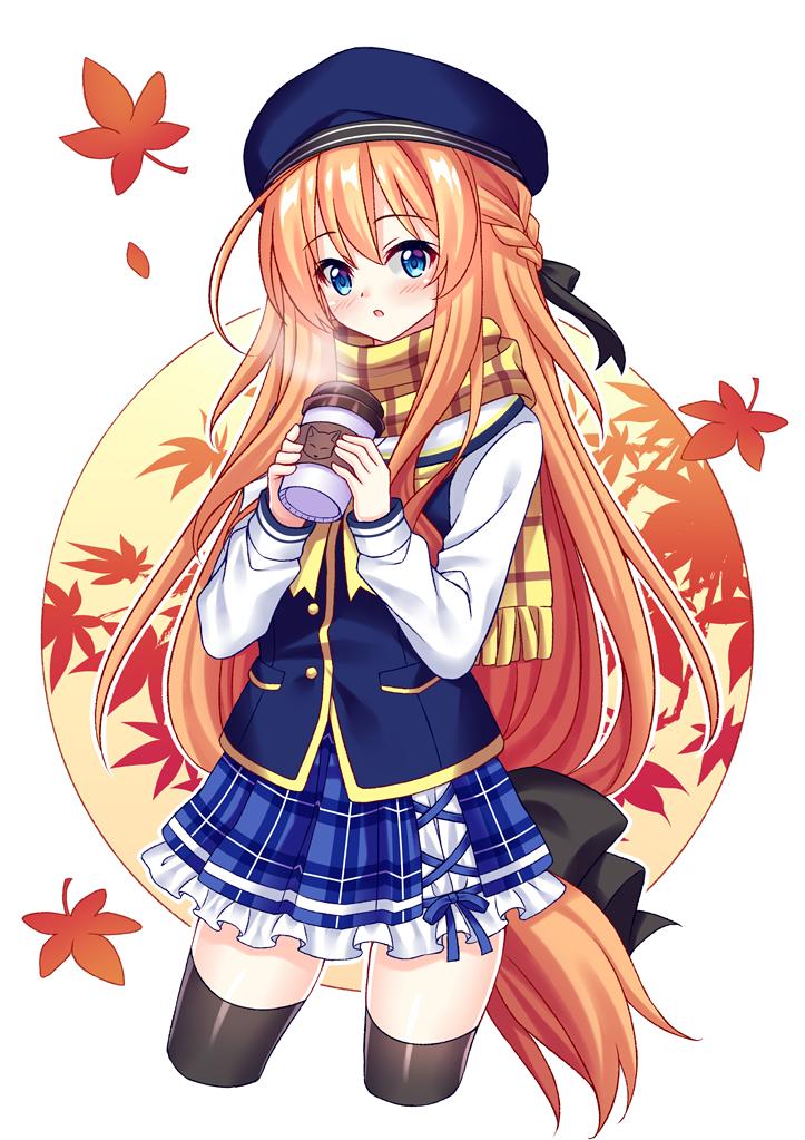 Autumn by Kitsuneco