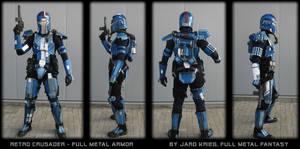 SWTOR Mandalorian Hunter Armor