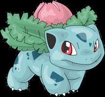 Ivysaur by jessijoke