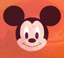 Mickey Mouse by jessijoke