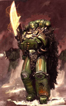 Vulkan the Forgefather