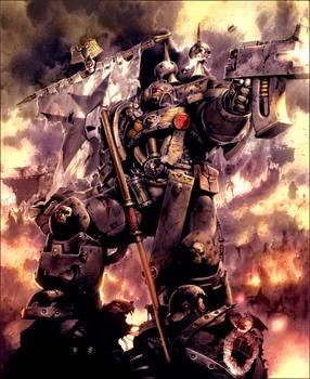 Tireless Warrior