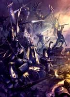Lightning Attack by MajesticChicken