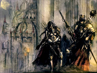 Ordo Hereticus by MajesticChicken