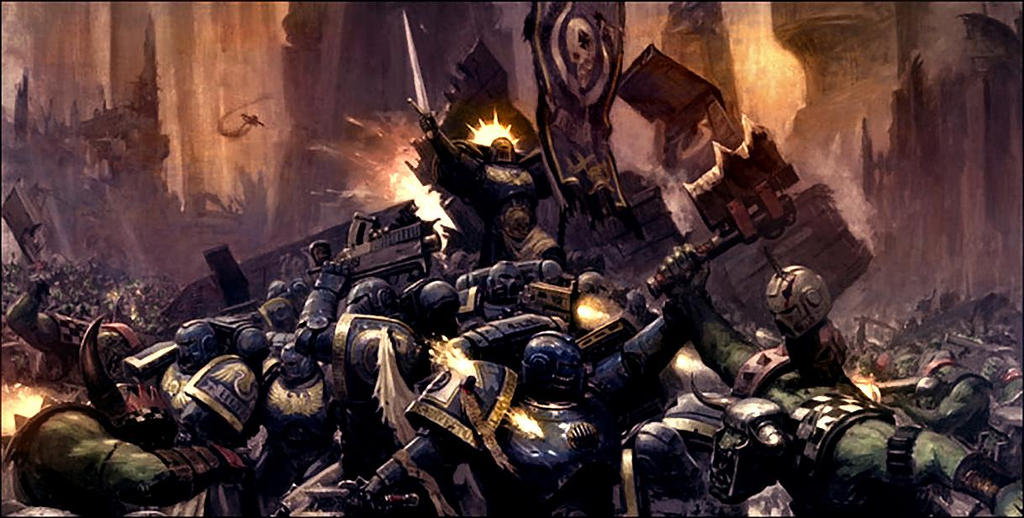 Lords of Macragge