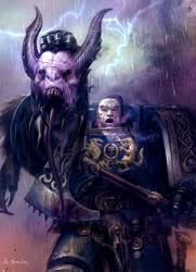 Daemonslayer by MajesticChicken