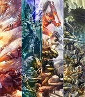 Craftworlds Unite by MajesticChicken