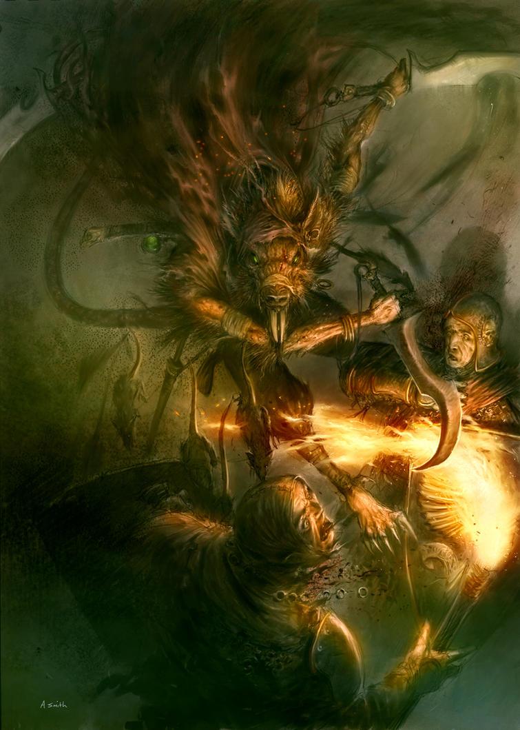 Los Skavens Skaven_Assassin_by_MajesticChicken