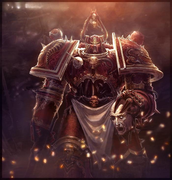 Eternal Warrior by MajesticChicken