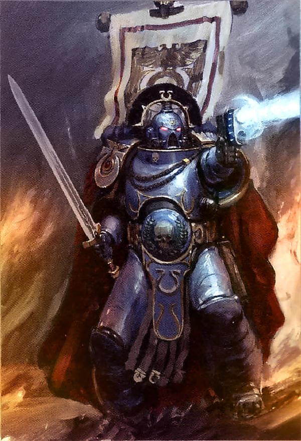 Captain Sicarius by MajesticChicken