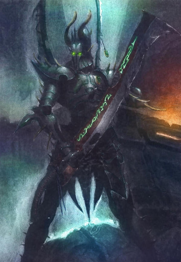 Servant of the Archon by MajesticChicken