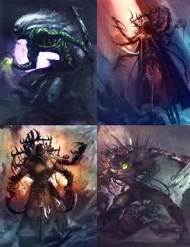Denizens of the Dark City