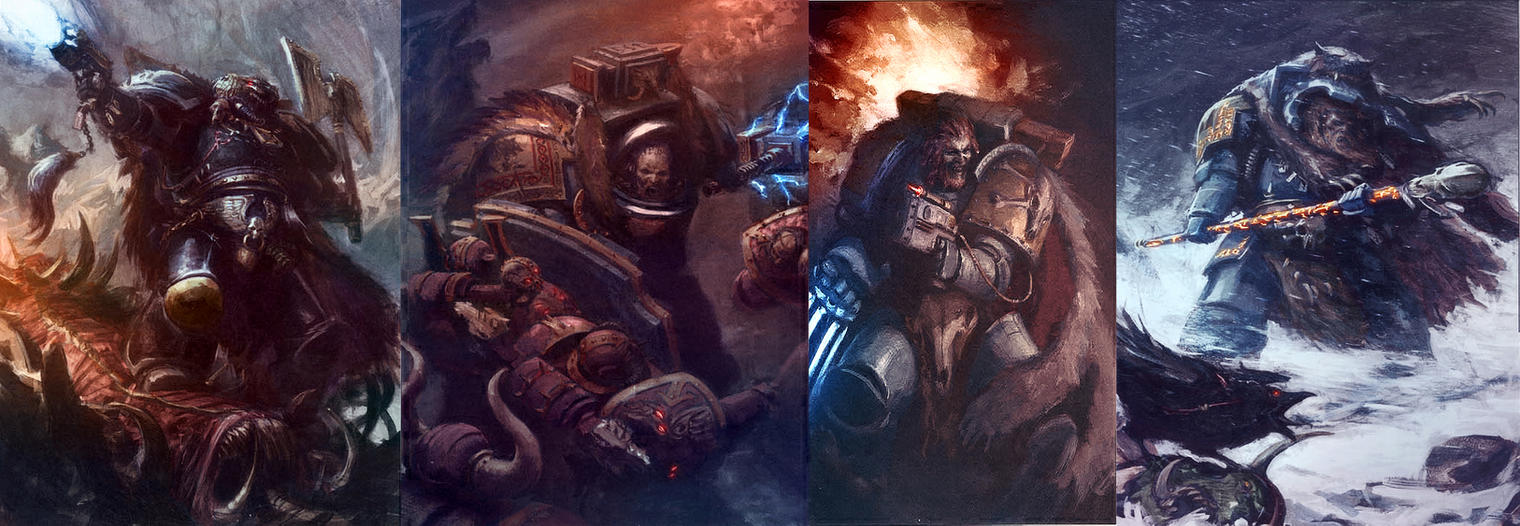 Heroes of Fenris by MajesticChicken