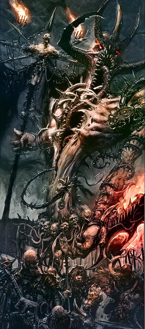 The Daemon by MajesticChicken