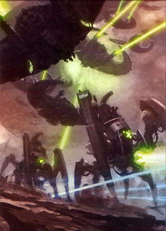 Emerald Advance by MajesticChicken
