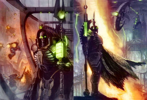 The Stormlord and The Infinite