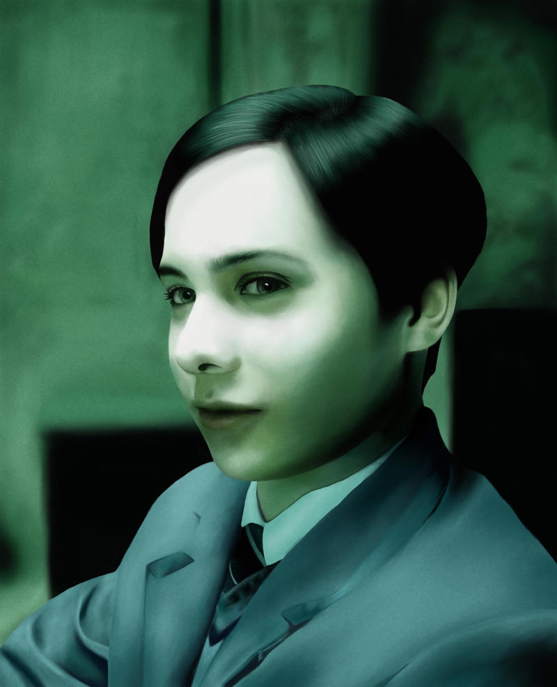 Tom riddle picture