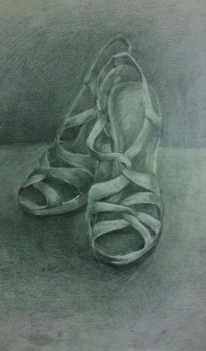 Shoes by FRUKXUSUK