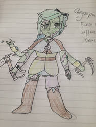 Chrysoprase by Blueberry-Muffin14