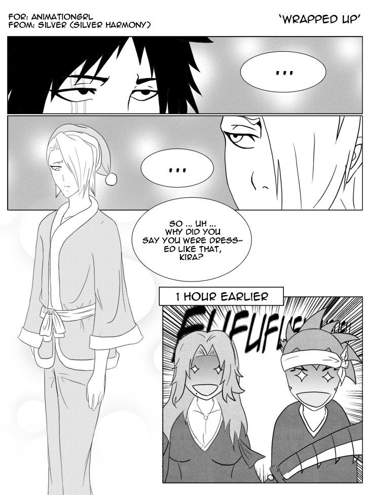 ShuuKira Wrapped Up Page 1