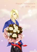 ShuuKira Valentine's Exchange by eltania