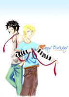 Happy Birthday by eltania