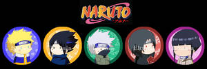Badges Naruto