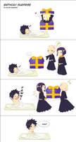 Birthday Surprise Shuukira