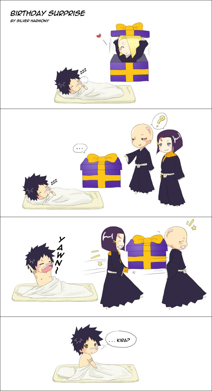 Birthday Surprise Shuukira by eltania