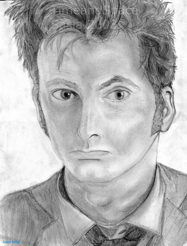 My First Doctor by David-Tennant-Fans