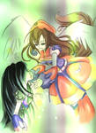 Angel Iris and Engel