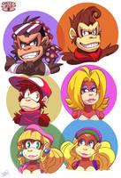 DK Crew by CheekySoup4U